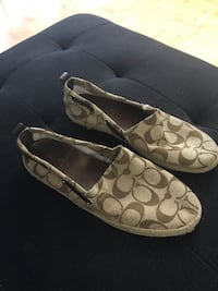 Coach loafers size 6 London, N6A 3L4
