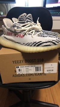 Yeezy 350 Zebra  original  2017 Saint Louis, 63146