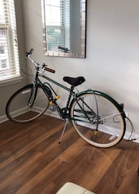 SAGRES 7-speed commuter bike (3 months old) 41 km