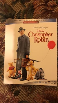 Christopher Robin Blue-Ray Searcy, 72143