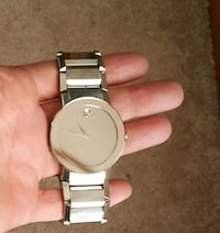 Movado watch paid $2,000 for it. Make me an offer  Amherst, 44001