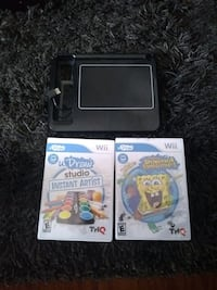 UDraw Gamepad Tablet (Wii) w/games Hercules, 94547