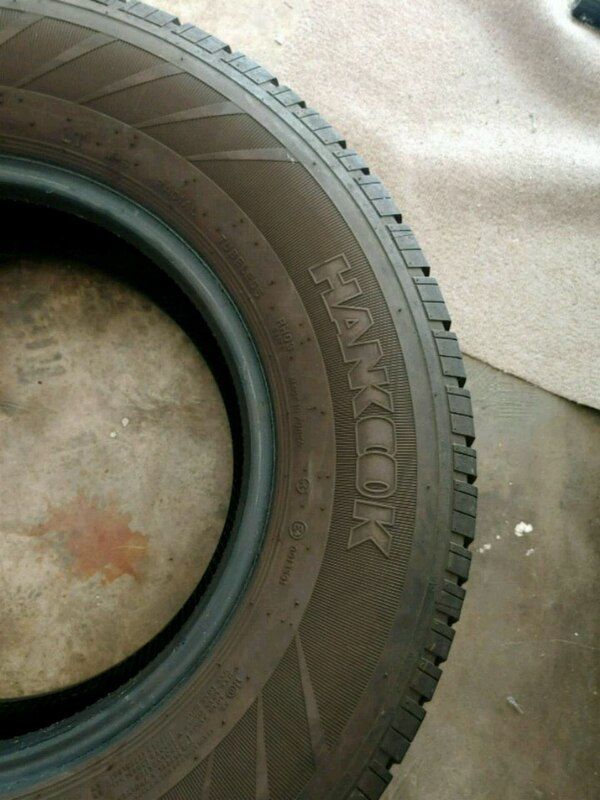 245 75 16 >> Used 2 Hankook Dynapro Tires A S Lt 245 75 16 For Sale In Saint