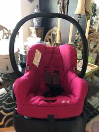 MAXI COSI MICO INFANT CAR SEAT WITH BASE IN PINK Miami, 33184