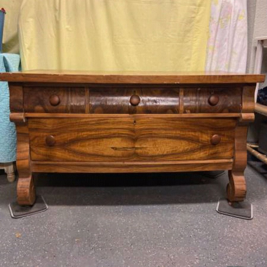 Antique 4 Drawer Chest of Drawers