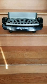 Delonghi alfredo healthy grill  New Westminster, V3M 7A8