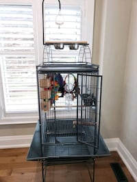 Playtop Parrot Cage with Accessories! Whitchurch-Stouffville, L4A 7X4