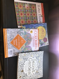 Adult colouring books Edmonton, T6X 0N1