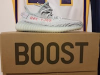 Yeezy Boost 350 V2 Blue Tint - Size 10 DS