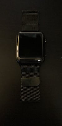 Apple  Watch Series 2 Stainless Steel 42mm Blk Milanese Band Redwood City, 94061