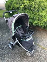 Graco click and connect stroller Surrey, V3W 0S3