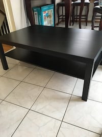 Black coffee table for sale 509 km