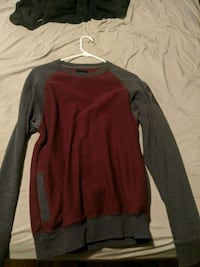 red and black long-sleeved shirt Ottawa