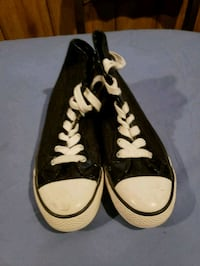 BLACK SEQUENCE Tennis Shoes Size 10 Wyoming, 49519