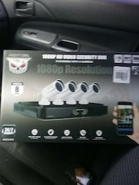 Wired Night Owl security camera system  Columbus, 43223