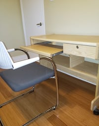 Quality Desk + Comfortable Chair Mississauga, L5N 4Y9