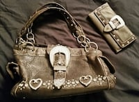 Montana West Purses with matching wallets