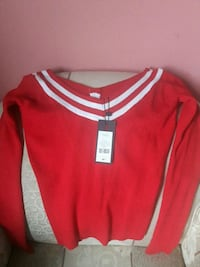 Red sweater Brampton, L6S 3P8