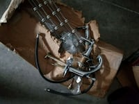 black and gray compound bow Rogers, 72758