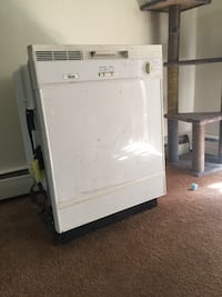 white and black dishwasher and white microwave oven Colorado Springs, 80910
