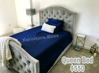 blue and white fabric sofa Lake Elsinore, 92530