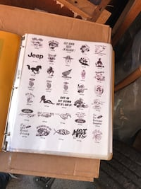 Custom catalog grafix collection Book Fullerton, 92801