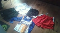 Athletic Gear / shorts + Athletic tights  Guelph, N1L 1N7