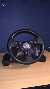 NASCAR pc racing wheel Brampton, L6Y