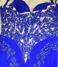 Blue home coming dress Erie, 16506