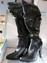Thigh high boots Vaughan, L4L 8Y8