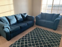 Couches - Fairly new North Las Vegas, 89086
