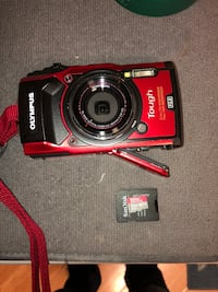 Olympus Tough TG5 13 mi