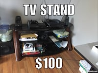 black and brown tv stand Dartmouth, B3A 4K0