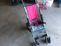 Jeep all weather pink umbrella stroller Marina, 93933