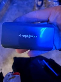 ChargeWorx Power Bank 4000MaH