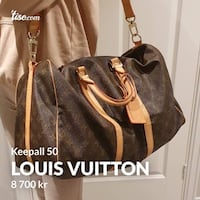 LouIs Vuitton KEEPALL Jessheim, 2050