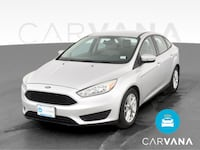 2015 Ford Focus sedan SE Sedan 4D Gray