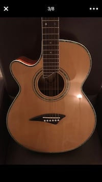 Dean Electroacoustic guitar, never used, make me an a offer!! Pikesville, 21208