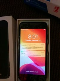 Iphone 7 with month of service  Fairfax, 22038