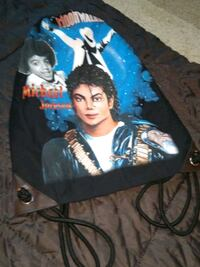 Brand New Micheal Jackson saw string backpack Webster, 77598