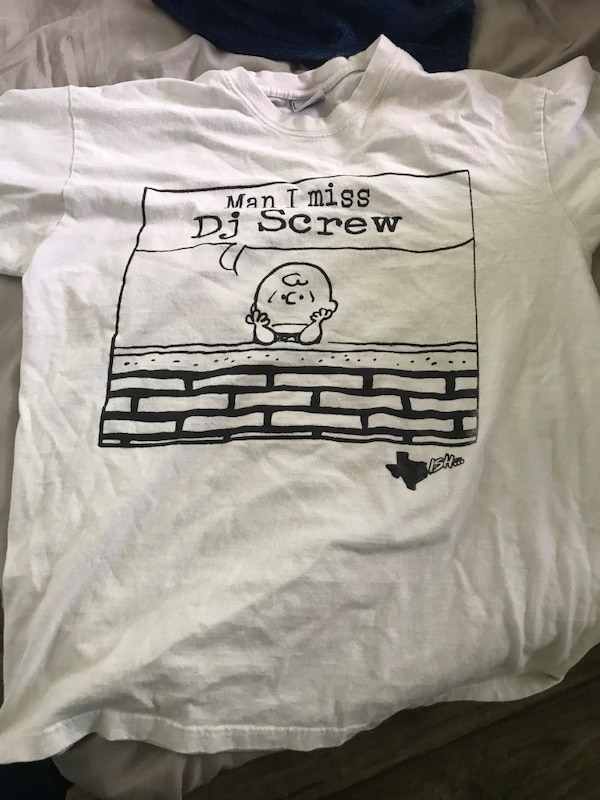 DJ screw shirt