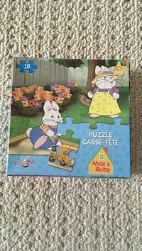 Max and Ruby - Puzzle