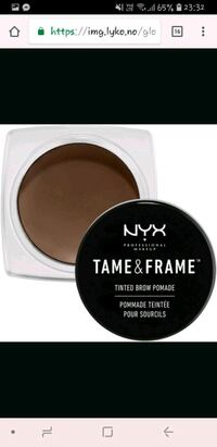 Nyx- brow pomade- brunette Oslo, 0864