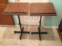 Two music stands Reston