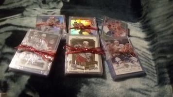Surprise Bag Assorted Hockey Cards
