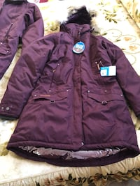 Columbia winter jackets