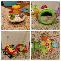 Baby/toddler toys  Freehold, 07728