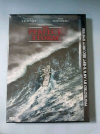The Perfect Storm Brand New DVD Movie!