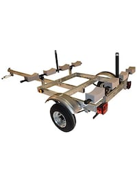 4 kayak trailer. Malone extra light  Asheville, 28803