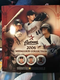 Astros coin set limited edition  Houston, 77095